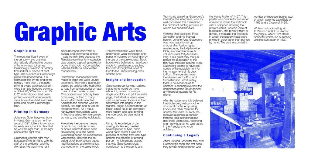 Professor Victoria Martin's student work